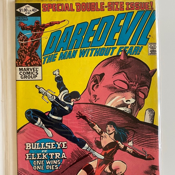 Daredevil Vol 1 #181